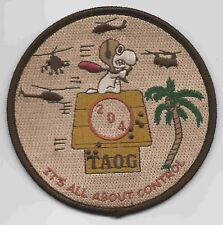 204th THEATER AIRFIELD OPERATIONS GROUP desert patch