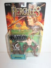 HERCULES MT.OLYMPUS GAMES HERCULES DISCUS LAUNCHER ACTION FIGURE BRAND NEW 5+