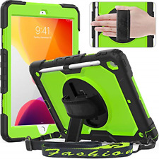 Timecity New iPad 10.2 Case 2020/2019 iPad 8th/ 7th Generation Case with Screen