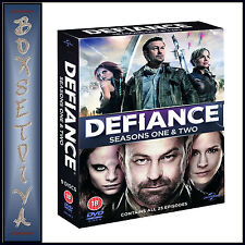 DEFIANCE - COMPLETE SEASONS 1 & 2 **BRAND NEW DVD BOXSET **