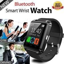 Reloj de pulsera nuevo Reloj Inteligente Bluetooth Teléfono para Android IOS iPhone Sports 2018