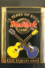 HRC Hard Rock Cafe Tokyo 15th Anniversary Black Edition LE1000