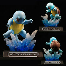 Pokemon Go Museum Squirtle Poke Studio GK 10cm Figurine Statue No Box