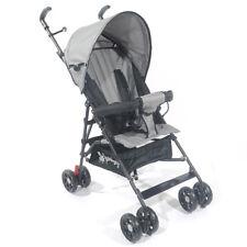 Buggy Jogger S2 Kinderwagen Baby Sitzbuggy Sportwagen Babywagen Grau OVP
