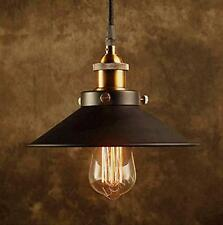 Vintage Industrial Metal Black Bronze Ceiling New Light Shade Pendant Chandelier