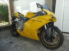 Ducati 1098 Yellow 2008
