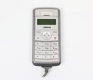 Jabra Dial 520 MS, 7521-09 Silber Neu mit Garantie USB Microsoft Lync geeignet