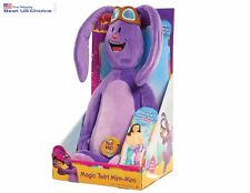 "Disney Kate and Mim Mim 14"" Magic Twirl Talking Plush Toy Character Children Fun"