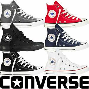 1ALL/STAR Chuck Taylor Uomo Donna Unisex Maglia Scarpe Di Tela High Tops Shoes