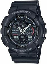 Casio GA-140-1A1 G-Shock Black Dial Resin Men's Watch