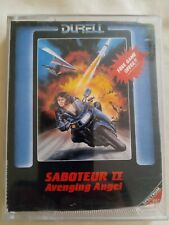 Zx spectrum Game SABOTEUR 2 AVENGING ANGEL TESTED AND WORKING FINE