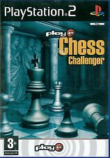 Play it Chess Challenger Sony Playstation 2 ps2 3+ Brettspiel