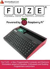 FUZE - The Ultimate Case for Raspberry Pi V3 (&V2)- Case & PSU