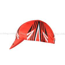 ROCKBROS World Champion Pro Team Cycling Cap Hat Sunhat Suncap  Black Red