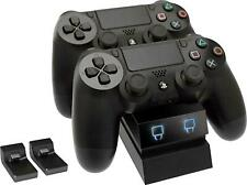 VENOM Charger Stand Docking Station Rechargeable Controller PS4 Black