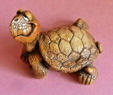 "Vintage-"" Beasties Of The World"" Tortoise -Collectable. Raya Designs Florida"