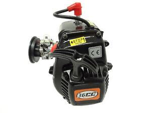 Rovan LT SLT 36cc 4-Bolt Performance Gas Engine Fit LOSI 5IVE-T King Motor X2