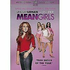 Mean Girls 2004 DVD Region 2
