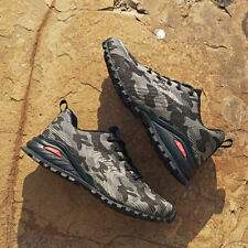 Men's Hiking Shoes Athletic Shoes Sports Running Jogging Sneaker Big Size 39-50