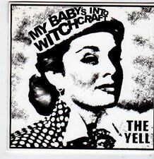 (FG813) The Yell, My Baby's Into Witchcraft - DJ CD