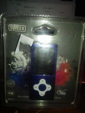 Sweex Vici MP4 Player Black 4 GB -NEW AND SEALED