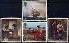 Timbres Arts Tableaux Jersey 51/4 ** (38905Y)