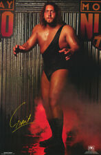 POSTER : WRESTLING: THE GIANT - WCW 1998 -  FREE SHIPPING !   #285     RBW1 i