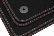 2017 Doppia cucitura decorativa Tappetini Per SEAT Arona 6p Style xcellence FR ab Bj