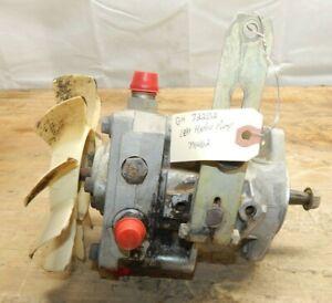 Grasshopper 722 Diesel Zero Turn Mower- (G2) LEFT Hydro Pump 391462