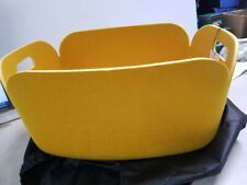 Muuto Restore Basket, Yellow 07009