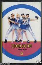 DEUCE - I NEED YOU 1995 UK CASSINGLE