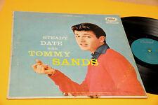 TOMMY SANDS LP STEADY DATE USA PRESS EX