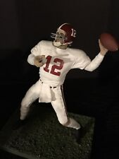"Kenny ""the snake"" Stabler Alabama Crimson Tide  custom 6"" Mcfarlane Figure"
