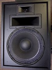 Klipsch Heresy III Unfinished Ash Veneer Stain & Match To Your Decor USA Made!