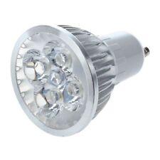 1x Gu10 Warm White 4 Led 6W Energy Saving Spot Light Lamp Bulb 220V Q4C4