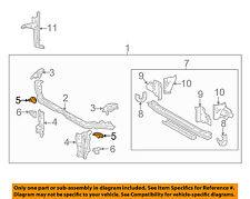 TOYOTA OEM 03-08 Matrix Radiator Core Support-Side Panel Stay Left 5214202070