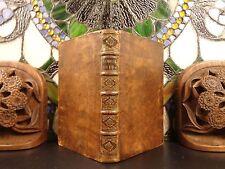 1596 Council of Trent Catholic Papacy Plantin Press Sacrosancti Concili Tridenti