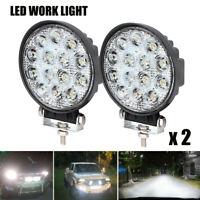 LED Work Light Bar Spot Flood Offroad Roof Lights Driving Lamp Truck Bar Car 4x4