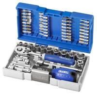 "Expert By Facom E030729 48pce 1/4""Dr Metric Compact Socket & Bit Set - Nano Set"