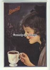 ad3622 - Bovril - Bovril In The Cup - Modern Advert Postcard