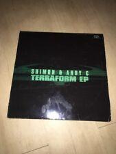 Shimon & Andy C: Terraform EP Ram Records 1997