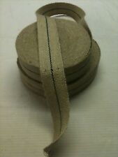 Jute Upholstery Webbing10 lb & 12 lb The Stronges SETTEES ARMCHAIRS,DIY 5 Metres