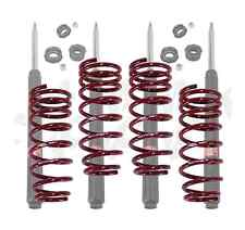 KYB 4 SHOCKS & LOWERING SPRINGS fits NISSAN DATSUN 260Z & 280Z 1974 to 1978