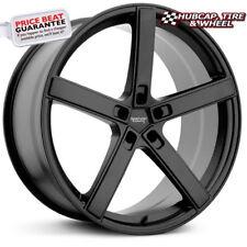 "American Racing AR920 Blockhead Satin Black 19""x9 Wheels Rims (Set of 4) New"