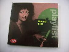 MARCELLA BELLA - PLAYLIST - CD SIGILLATO 2016 - 15 TRACKS