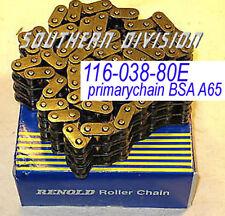 Renold Primärkette primary chain BSA A50 A65 116-038-80E 19-8639 genuine