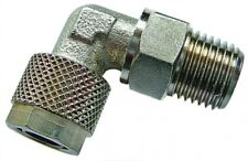 "B3-00241 - 10/8mm TUBO O/D/ID x 1/4"" BSPT FILETTO MASCHIO-MASCHIO GIREVOLE ST"