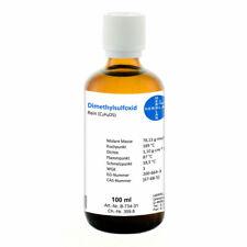 Dimethylsulfoxid, DMSO >99,5 % - 100 ml bis 10 Ltr.