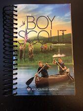 The Boy Scout Handbook 2016 13th Edition Spiral Bound