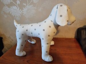 """Dog Mannequin in upholstery fabric. As made for """"The Great British SEWING BEE"""""""